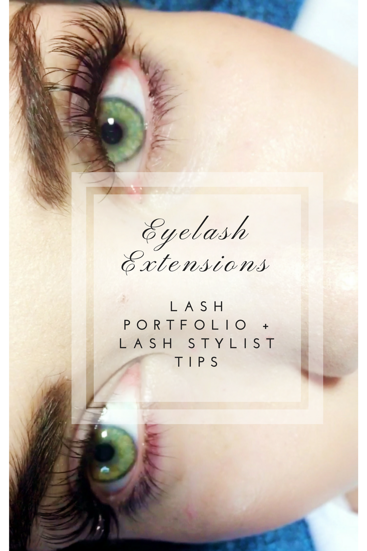 Eyelash Extensions Lash Portfolio Lash Stylist Tips Kalon